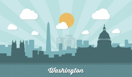 Washington skyline