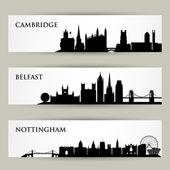United Kingdom skylines