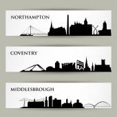 Coventry Northampton and Middlesbrough
