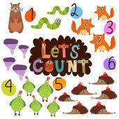 Let's Count  cartoon