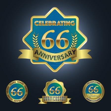 Celebrating 66 Years Anniversary