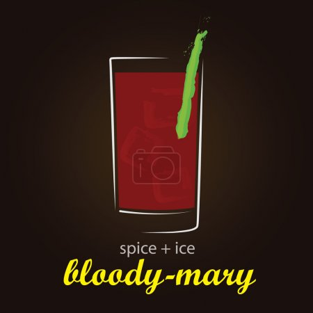 Bloody Mary - Classic Cocktail