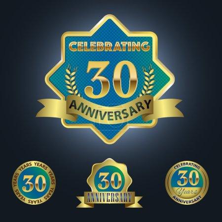 Celebrating 30 Years Anniversary