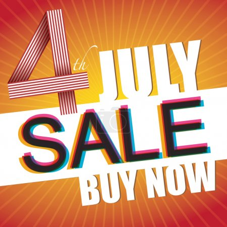 4th of July sale - Buy now