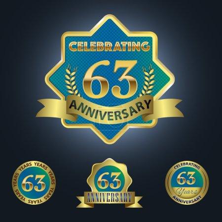 Celebrating 63 Years Anniversary