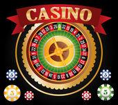 Casino ikony designu