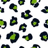 Seamless pattern of jaguar spots Natural texturesSeamless animal pattern for textile design