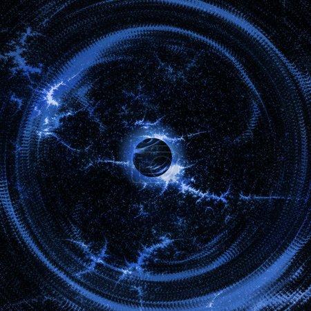 Inside the Black Hole