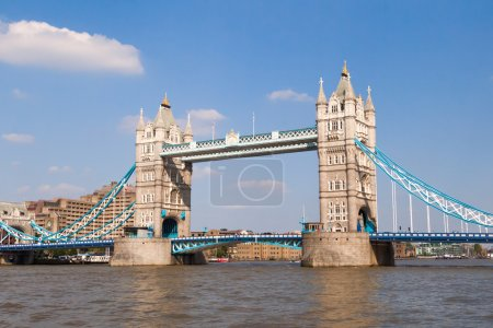 Photo for Tower Bridge of London - Royalty Free Image