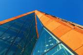 Sumatra building in the HafenCity of Hamburg, Germany