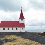 Постер, плакат: Vik Church Iceland