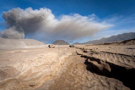 Mount Bromo volcano expedition