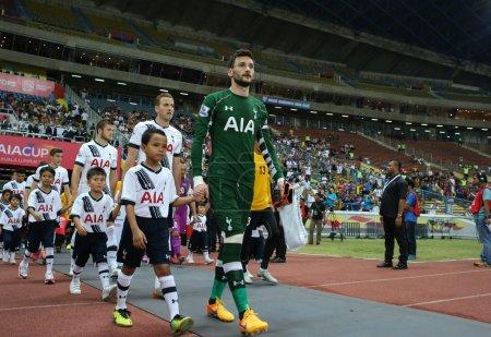 Football Tottenham Hotspur vs Malaysia