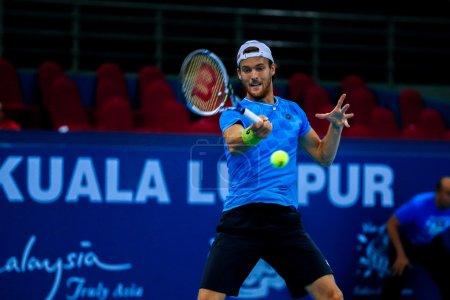 Tennis player Joao Sousa