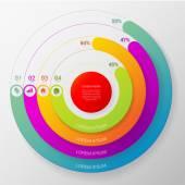 infographics mockup template
