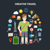 online travel vacation tourism