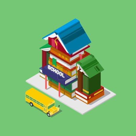 school building education knowledge