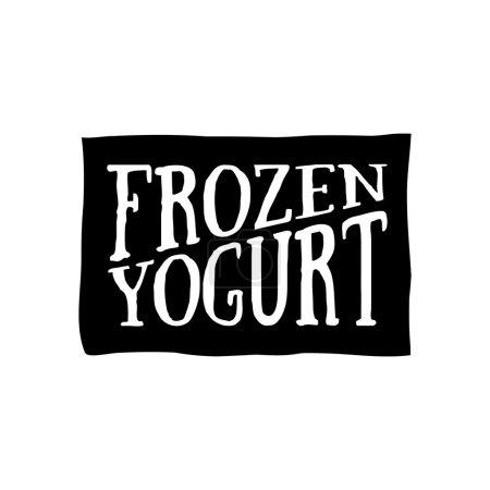 Ice Cream Design Badge and Label