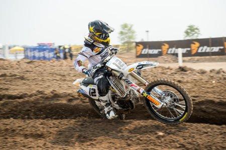 Motocross Rider Maximillian Nagl