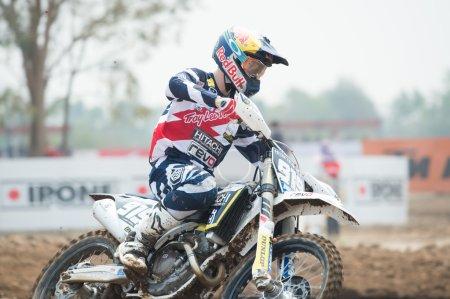 Motocross Rider Ben Watson