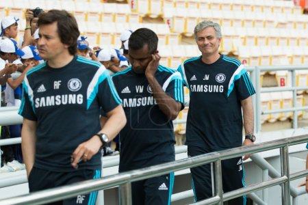 Jose Mourinho of Chelsea FC