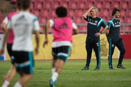 Manager Jose Mourinho R2 of