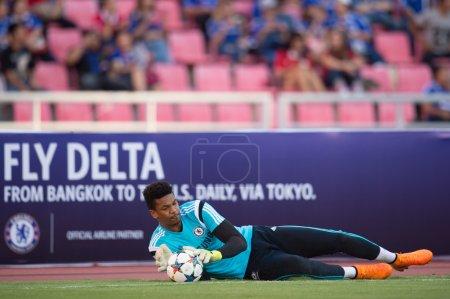 Jamal Blackman of Chelsea in