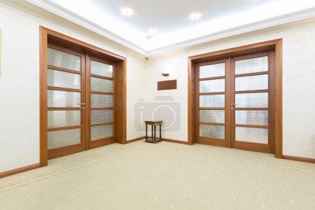 Hotel interior - vip room door entrance