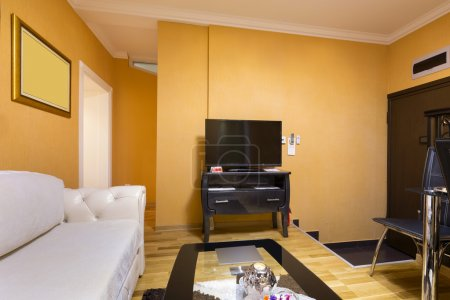 Photo for Elegant living room interior - Royalty Free Image
