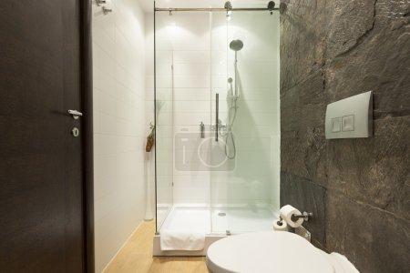 Photo for Modern bathroom interior - Royalty Free Image