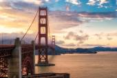 Bridge Golgen Gate, San Francisco,