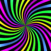 Colorful Bright Spiral background