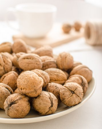 Walnuts product photo