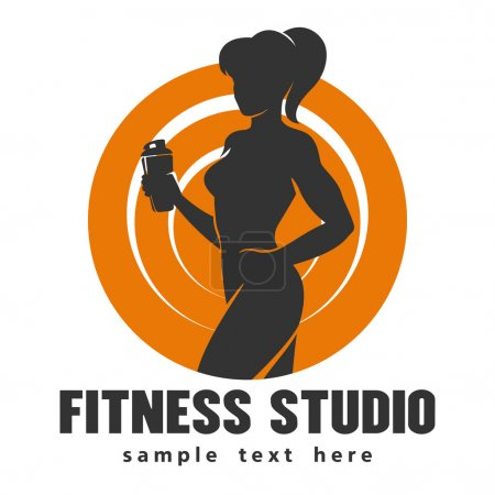 Fitness Center or Studio Template
