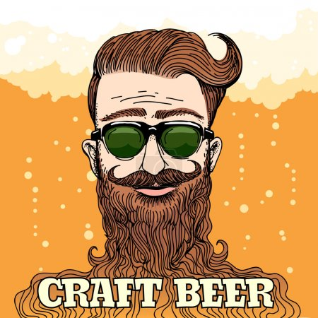 Hipster Craft Beer Theme