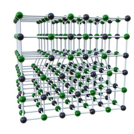 Line defect molecular phenomenon