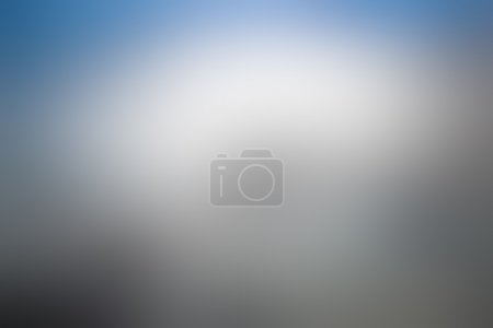 Blur blue background