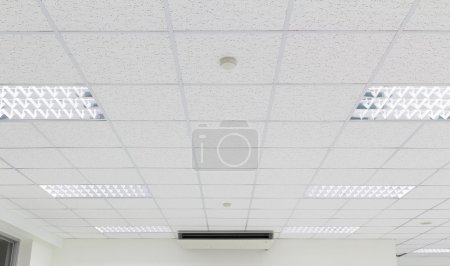 Ceiling lighting white