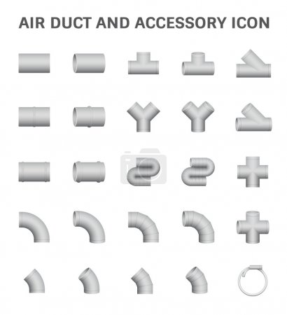 Air Duct Icon