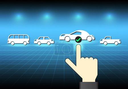 Car select