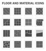 Floor icons sets