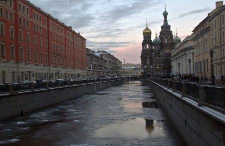 Église du Sauveur sur le sang versé, Saint-Pétersbourg