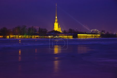 Peter and Paul fortress ,St. Petersburg, Russia