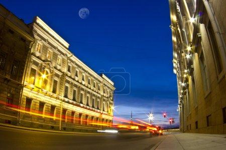 Evening St. Petersburg