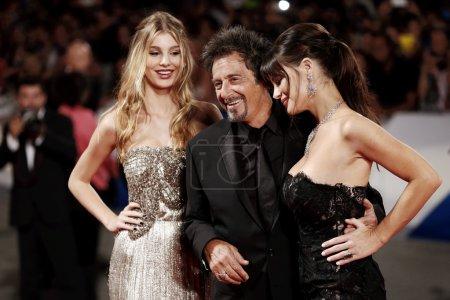 Camila Sola Al Pacino and