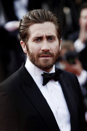 Photo for CANNES, FRANCE- MAY 13 : actor Jake Gyllenhaal attends the opening ceremony during the 68th Cannes Film Festival on May 13, 2015 in Cannes, France. - Royalty Free Image