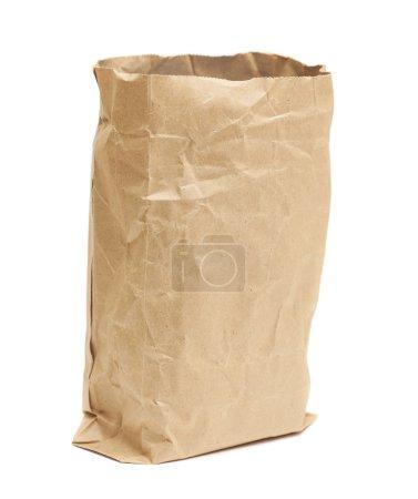 Empty grocery bag