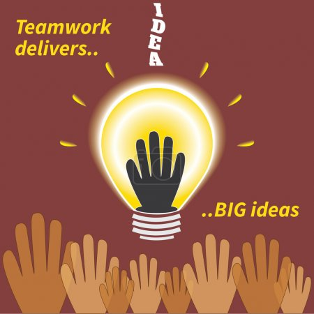 Teamwork delivers big ideas
