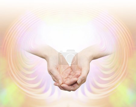 Receiving healing energy