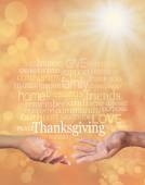 Celebrate Thanksgiving Together